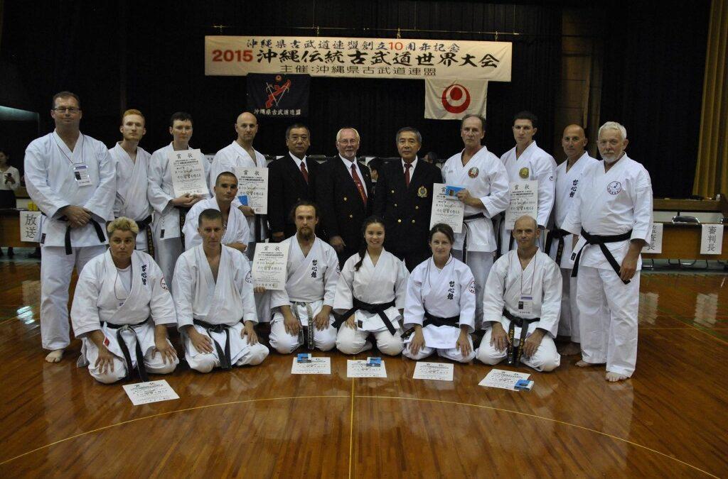 Kobudo-Weltmeisterschaft in Japan 2015